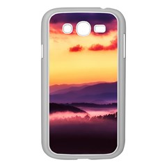 Great Smoky Mountains National Park Samsung Galaxy Grand DUOS I9082 Case (White)
