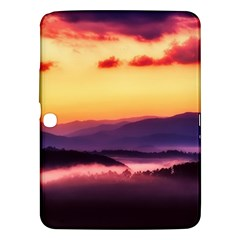Great Smoky Mountains National Park Samsung Galaxy Tab 3 (10.1 ) P5200 Hardshell Case