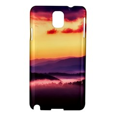 Great Smoky Mountains National Park Samsung Galaxy Note 3 N9005 Hardshell Case