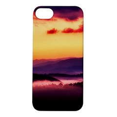 Great Smoky Mountains National Park Apple iPhone 5S/ SE Hardshell Case
