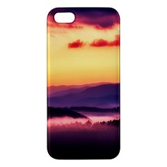 Great Smoky Mountains National Park iPhone 5S/ SE Premium Hardshell Case