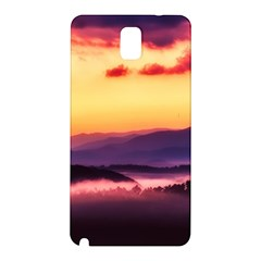 Great Smoky Mountains National Park Samsung Galaxy Note 3 N9005 Hardshell Back Case