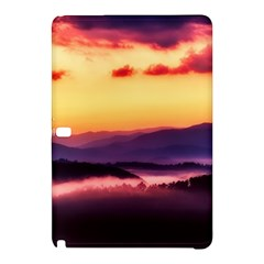 Great Smoky Mountains National Park Samsung Galaxy Tab Pro 12.2 Hardshell Case