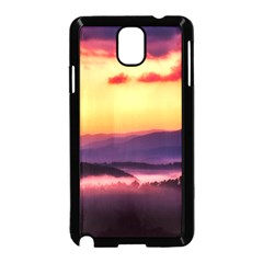 Great Smoky Mountains National Park Samsung Galaxy Note 3 Neo Hardshell Case (Black)