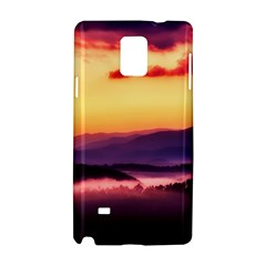 Great Smoky Mountains National Park Samsung Galaxy Note 4 Hardshell Case