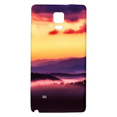 Great Smoky Mountains National Park Galaxy Note 4 Back Case