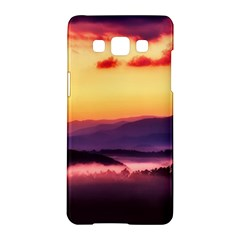 Great Smoky Mountains National Park Samsung Galaxy A5 Hardshell Case