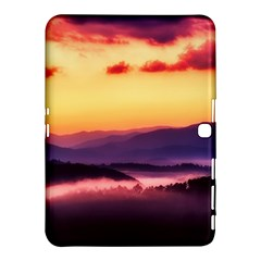 Great Smoky Mountains National Park Samsung Galaxy Tab 4 (10.1 ) Hardshell Case