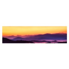 Great Smoky Mountains National Park Satin Scarf (Oblong)