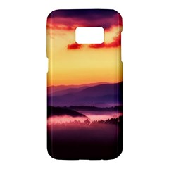 Great Smoky Mountains National Park Samsung Galaxy S7 Hardshell Case