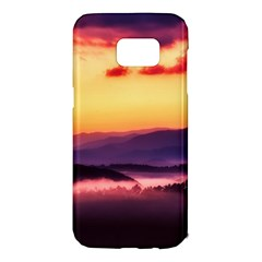 Great Smoky Mountains National Park Samsung Galaxy S7 Edge Hardshell Case