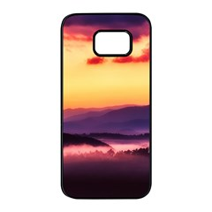 Great Smoky Mountains National Park Samsung Galaxy S7 edge Black Seamless Case