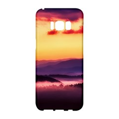 Great Smoky Mountains National Park Samsung Galaxy S8 Hardshell Case