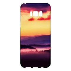 Great Smoky Mountains National Park Samsung Galaxy S8 Plus Hardshell Case