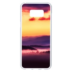 Great Smoky Mountains National Park Samsung Galaxy S8 Plus White Seamless Case