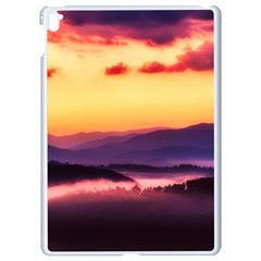 Great Smoky Mountains National Park Apple iPad Pro 9.7   White Seamless Case