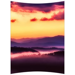 Great Smoky Mountains National Park Back Support Cushion