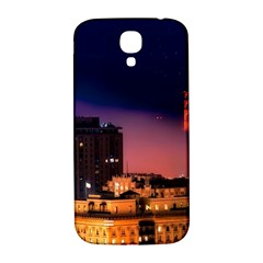 San Francisco Night Evening Lights Samsung Galaxy S4 I9500/i9505  Hardshell Back Case