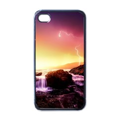 California Sea Ocean Pacific Apple Iphone 4 Case (black) by BangZart