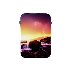 California Sea Ocean Pacific Apple Ipad Mini Protective Soft Cases by BangZart