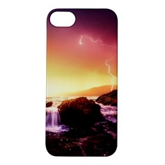 California Sea Ocean Pacific Apple Iphone 5s/ Se Hardshell Case by BangZart