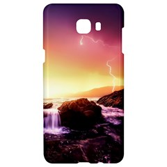 California Sea Ocean Pacific Samsung C9 Pro Hardshell Case  by BangZart