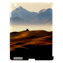 Landscape Mountains Nature Outdoors Apple Ipad 3/4 Hardshell Case (compatible With Smart Cover)