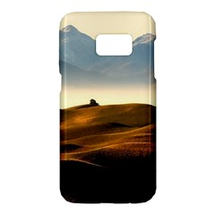 Landscape Mountains Nature Outdoors Samsung Galaxy S7 Hardshell Case