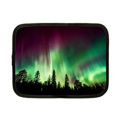 Aurora Borealis Northern Lights Netbook Case (small)  by BangZart