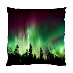 Aurora Borealis Northern Lights Standard Cushion Case (one Side)