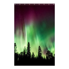 Aurora Borealis Northern Lights Shower Curtain 48  X 72  (small)  by BangZart