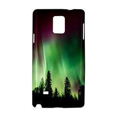 Aurora Borealis Northern Lights Samsung Galaxy Note 4 Hardshell Case