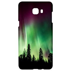 Aurora Borealis Northern Lights Samsung C9 Pro Hardshell Case