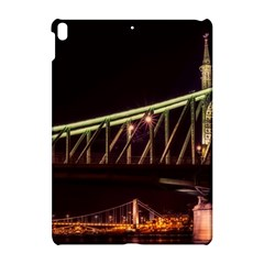 Budapest Hungary Liberty Bridge Apple Ipad Pro 10 5   Hardshell Case