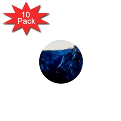 Yosemite National Park California 1  Mini Buttons (10 Pack)  by BangZart
