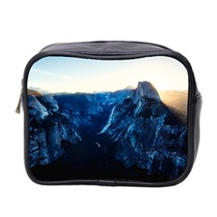 Yosemite National Park California Mini Toiletries Bag 2 Side by BangZart