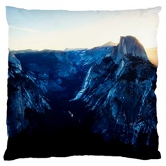 Yosemite National Park California Large Cushion Case (two Sides)