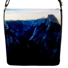 Yosemite National Park California Flap Messenger Bag (s) by BangZart