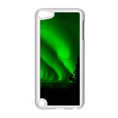 Aurora Borealis Northern Lights Apple Ipod Touch 5 Case (white)