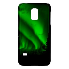 Aurora Borealis Northern Lights Galaxy S5 Mini by BangZart