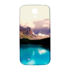 Austria Mountains Lake Water Samsung Galaxy S4 I9500/i9505  Hardshell Back Case