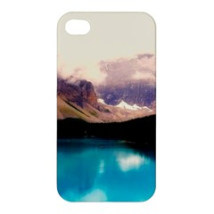 Austria Mountains Lake Water Apple Iphone 4/4s Hardshell Case