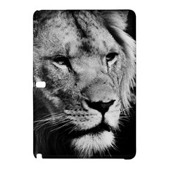 Africa Lion Male Closeup Macro Samsung Galaxy Tab Pro 10 1 Hardshell Case by BangZart