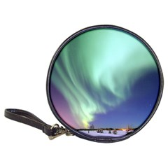 Aurora Borealis Alaska Space Classic 20 Cd Wallets
