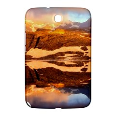 France Snow Winter Sunrise Fog Samsung Galaxy Note 8 0 N5100 Hardshell Case  by BangZart