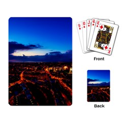 The Hague Netherlands City Urban Playing Card