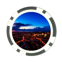 The Hague Netherlands City Urban Poker Chip Card Guard