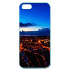 The Hague Netherlands City Urban Apple Seamless Iphone 5 Case (color) by BangZart