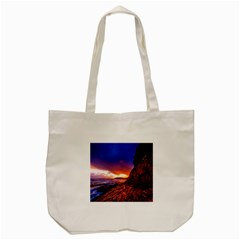 South Africa Sea Ocean Hdr Sky Tote Bag (cream)