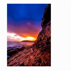 South Africa Sea Ocean Hdr Sky Large Garden Flag (two Sides)